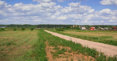 Новорязанской шоссе 45 км от МКАД, рядом с г. Бронницы. ДНП - Фото 2
