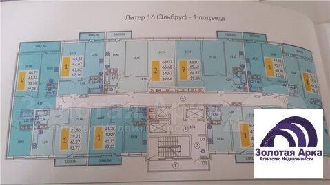 Продажа квартиры, Краснодар, Им писателя Знаменского проспект - Фото 3