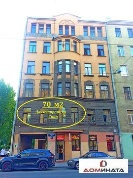 Продажа квартиры, м. Приморская, Ул. Гаванская - Фото 1
