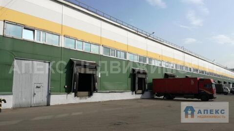 Аренда помещения пл. 1728 м2 под склад, Мытищи Ярославское шоссе в . - Фото 4