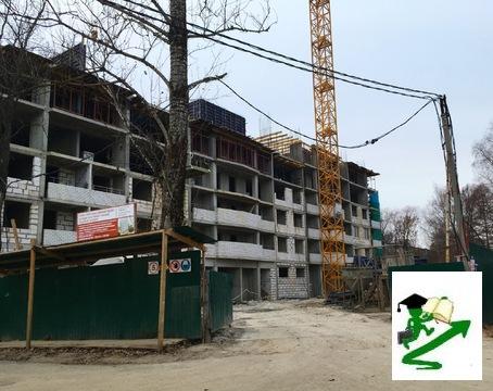Продается 1-комн.квартира в строящемся доме в Дзержинском р-не - Фото 4