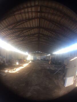 Ангар( холодный склад) аренда - Фото 4