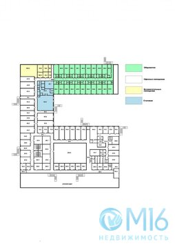 Аренда под офисы или производственное помещение 1000 м2 - Фото 4