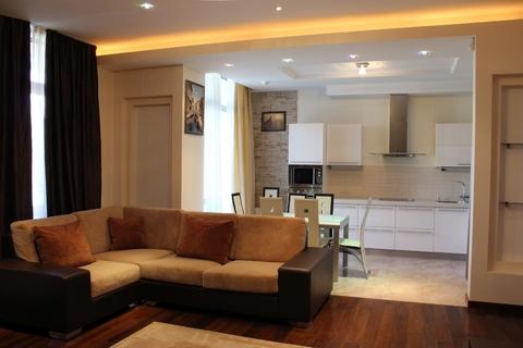 4-комнатная квартира, Алушта, набережная, парк - Фото 3