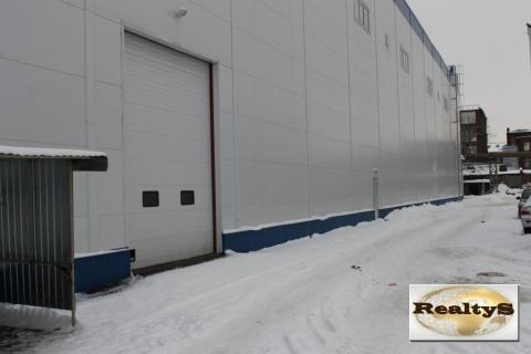Аренда склада в Подольске 11000м2 класс А+ - Фото 3
