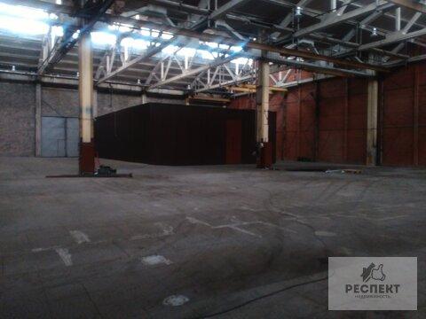 Производство/Склад 1000 кв.м,400 квт,2 кран балки - Фото 1