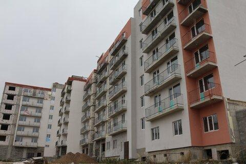 "1-комнатная квартира 40 метров, в ЖК ""Жасмин"", пос. Жасминный - Фото 1"