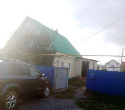 Продаётся дом со всеми удобствами в Дёмском р-не г. Уфы - Фото 1