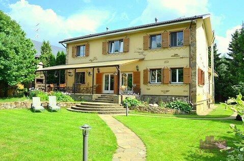 Продается дом 380 кв.м с 14 соткам, Солманово поле, пос.Лесной городок - Фото 2