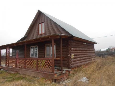 Дом с мансардой в село Долгинино, Рязанского района, Рязанской области - Фото 3