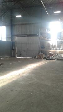 Сдаётся производственно-складское помещение 2000 м2 - Фото 4