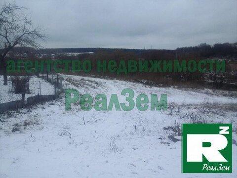 Участок 7 соток в деревне Потресово, ИЖС - Фото 1