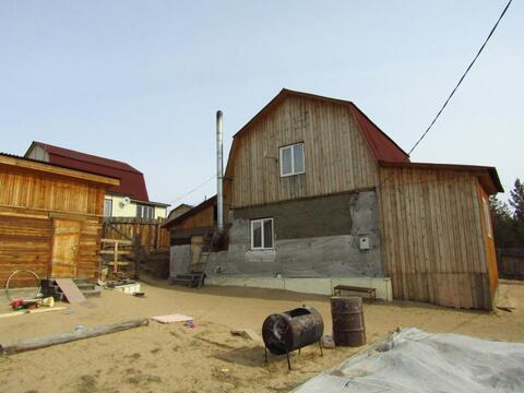 Продажа дома, Улан-Удэ, 19 квартал - Фото 1