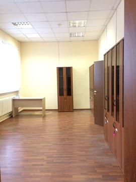 Офисный блок 160 м2, м. Белорусская - Фото 1