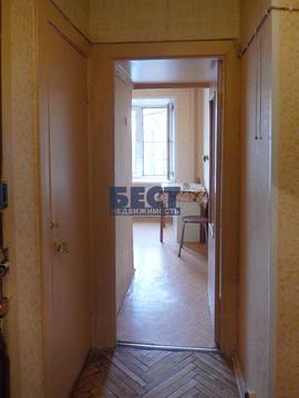 Двухкомнатная Квартира Москва, переулок Юрьевский, д.22, корп.1, ЮВАО . - Фото 4