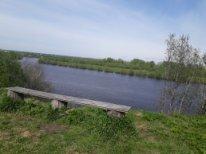 Верхние Валдушки (на берегу реки) - Фото 1