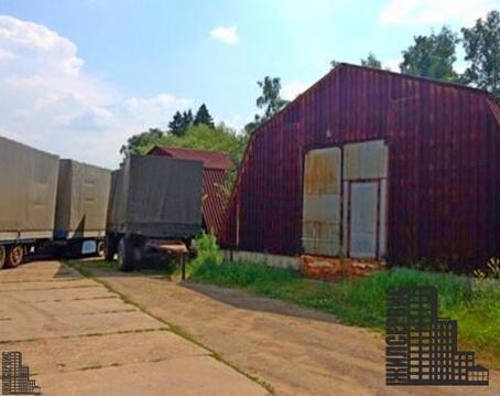 Участок промназначения 8 га в 12 км от МКАД - Фото 3