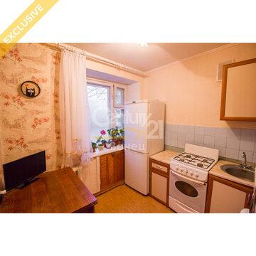 Продается 1-комнатная квартира на 5 этаже кирпичного дома. - Фото 1