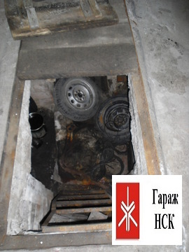 Продам капитальный гараж ГСК Радуга № 489. вз Академгородка, Карасик - Фото 5