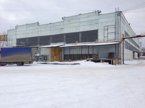Продажа производственного помещения, Самара, м. Российская, Самара - Фото 1