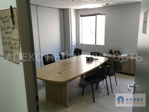 Аренда офиса 1242 м2 м. Проспект Мира в бизнес-центре класса В в . - Фото 4