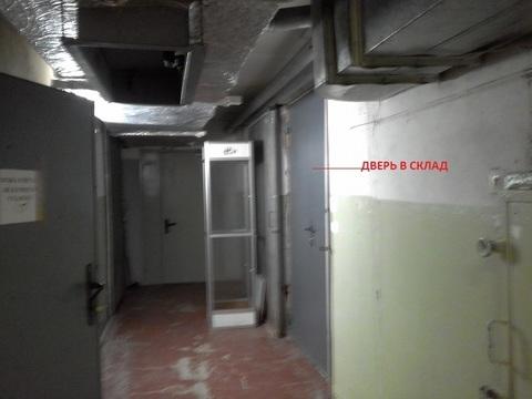 Сдается в аренду теплое, сухое складское помещение, 20 м2 - Фото 1