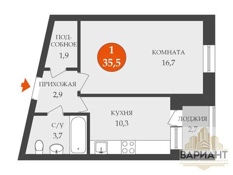 Объявление №65117574: Продаю 1 комн. квартиру. Балашов, Фридриха Энгельса, 12,