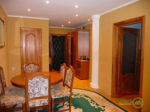 Четырехкомнатная квартира с ремонтом и мебелью для большой семьи! - Фото 2