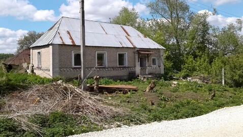 Продается 2-к. 1 эт. кирпичный дом в хорошем состоянии. Сделан ремонт - Фото 1