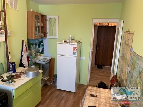 Продам 1-к квартиру, Иглино, улица Ворошилова 28и - Фото 4