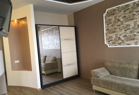Сдается 1-комнатная квартира- студия на ул.Соколовая, д.10/16 - Фото 4
