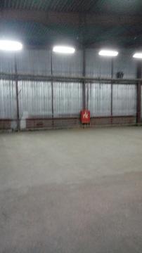 Аренда отапливаемого склада 350 кв м в г. Мытищи - Фото 2