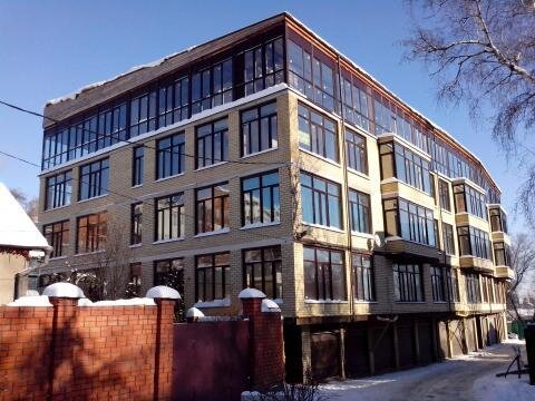 Квартира студия в новом коттедже. ул. Кавалерийская, д. 8 - Фото 2
