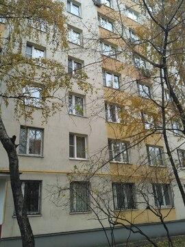 Продается 3х комн. квартира, м. Текстильщики, ул. Окская - Фото 2