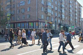 Продажа псн, м. Улица 1905 года, Ул. Пресненский Вал - Фото 1
