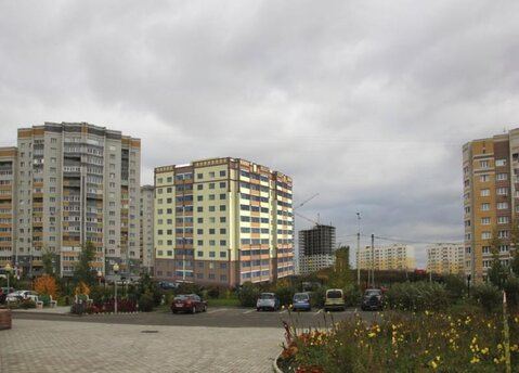 2 комнатная квартира в строящемся доме на ул. Нижняя Дуброва д.21д