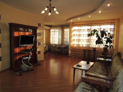 Трёх комнатная квартира в Элитном доме Ленинском районе г. Кемерово - Фото 1