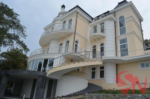 Продается дом в Нижней Ореанде, общая площадь 920 кв.м, расположе - Фото 2