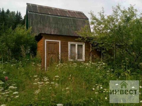 Продается 2х-этажная дача 40 кв.м на участке 6 соток, Шапкино СНТ Дубки - Фото 1