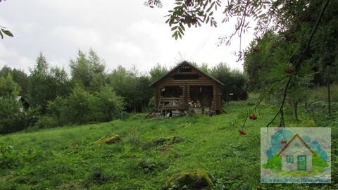 Красивый участок в дер. Овраги у озера Суходольское