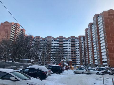 2-х ком. квартира 62 кв. м 8/17 к Домодедово, ул. Гагарина 63 сек. №4 - Фото 1