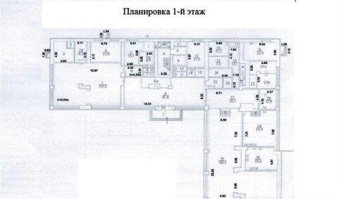 Торговое помещение 540 м2 (магазин, кафе, ресторан) на Шаболовке - Фото 5