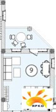 Квартира в новостройке Кореиз пгт, ялта - Фото 1