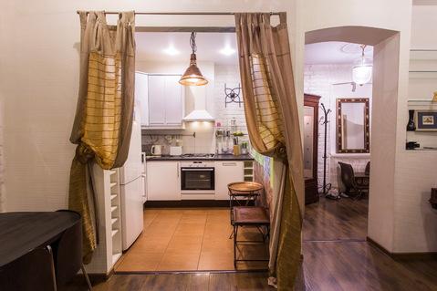 Концептуальная 2-хкомнатная квартира с парковкой на Моховой, 14 - Фото 5
