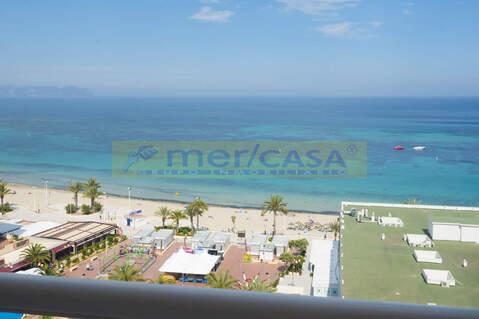 Апартаменты в Кальпе с видом на море - Фото 2