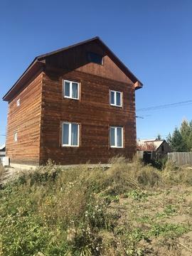 Продается 2 этажный дом с. Баклаши, ул. Соколовская - Фото 1