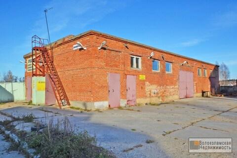Здание под производство, склад или автосервис в Волоколамске - Фото 1