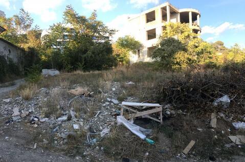 Земельный участок в Ялте, 6.5 соток, в элитном районе города-Дубки - Фото 3