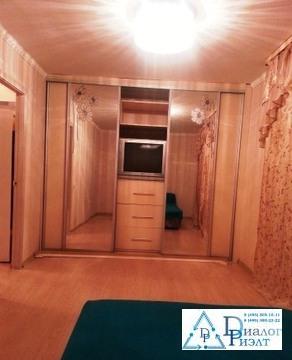 Комната в 3-комнатной квартире в Люберцах, до станции Люберцы-1 20 мин - Фото 1