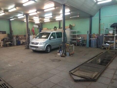 Аренда помещения под Автосервис в Перово - Фото 1